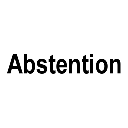 Abstention éléction présidentielle 2017, candidat